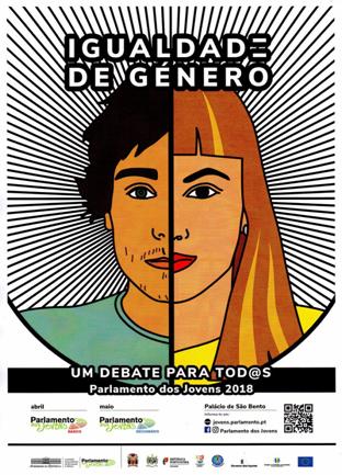 Parlamento Jovens no Agrupamento de Escolas de Prado