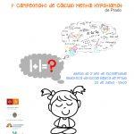 1.º Campeonato de Cálculo Mental Hypatiamat de Prado